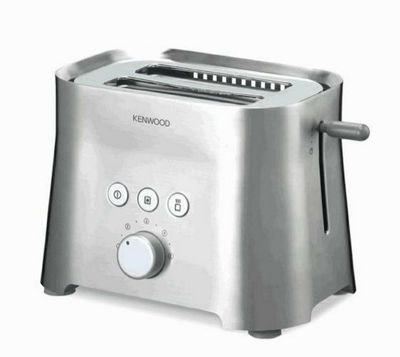 Kenwood TTM602 Elan 2 Slice Metal Toaster