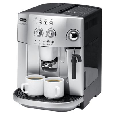 DeLonghi ESAM4200S Magnifica Bean to Cup Multi Beverage Coffee Machine - Silver