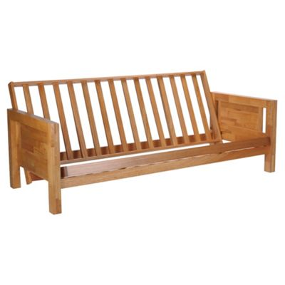 Campania Futon Frame Only, Natural