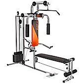 V-fit Herculean Lay Flat Home Gym