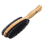 Kent Cherry Wood Double Sided Clothes Brush - CC20