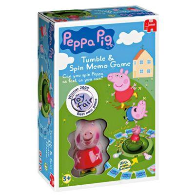 Peppa Pig Tumble & Spin Game