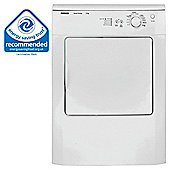 Beko DRVS62 Vented Tumble Dryer, 6 kg Load, C Energy Rating. White