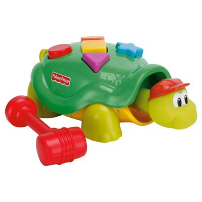 Fisher-Price Bright Beginnings Tappy The Turtle