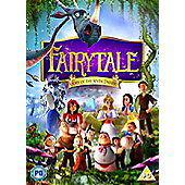 Fairytale - The Story of The Seven Dwarves [DVD]