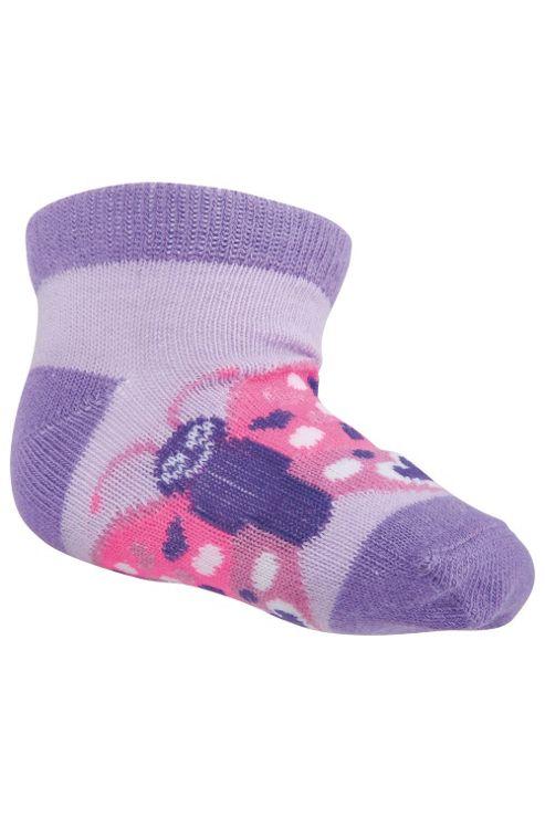 Butterfly Junior Sock