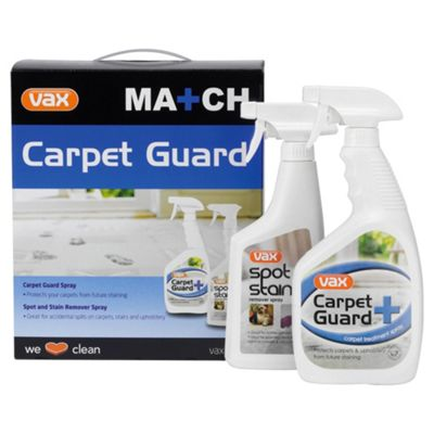 Vax Match Carpet Guard Kit, White