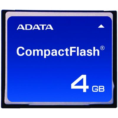 4GB Compact Flash™ Memory Card
