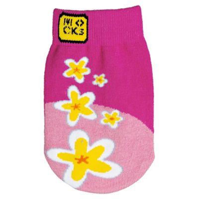 Mocks Pink Blossom Camera Sock