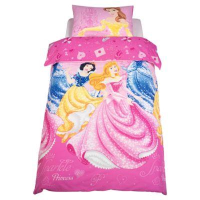 Buy Disney Princess Duvet from our Children's Duvet Covers range ... : disney princess quilt cover - Adamdwight.com