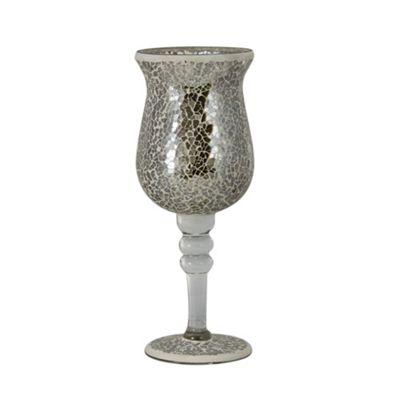 Mercury Mosaic stemmed Goblet