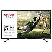 Sharp 55inch LC-55CUG8052K Smart 4K UHD TV with Freeview HD