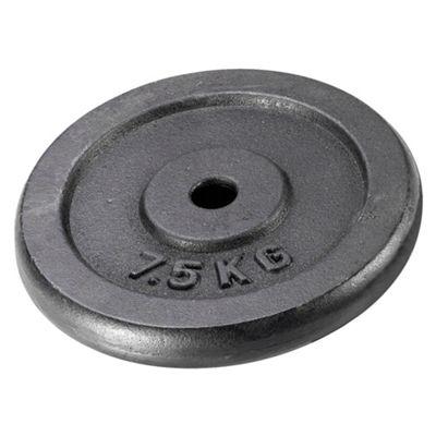 Cast Iron Weight, 7.5kg