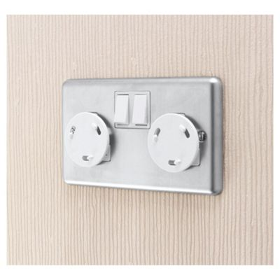 Tesco My Baby Socket Covers (12 Pack)
