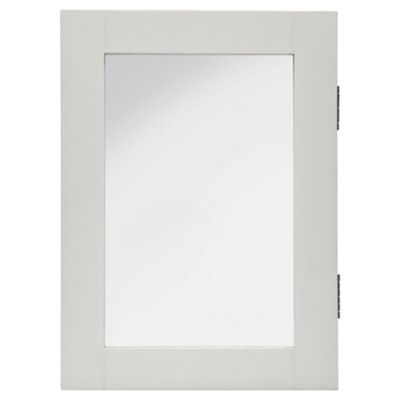 Sheringham Bathroom Small Cabinet, White