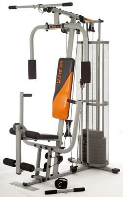 V-fit CUG-2 Herculean Compact Upright Home Gym