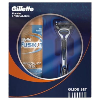Gillette Glide Gift Set