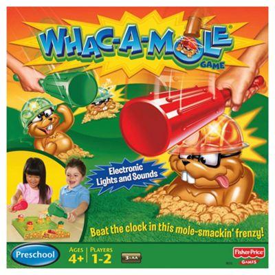 Wacamole Arcade Game