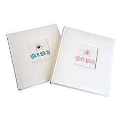 Kenro Lb101pk Little Bunny Album Traditional 70 Page 10x12 Pink