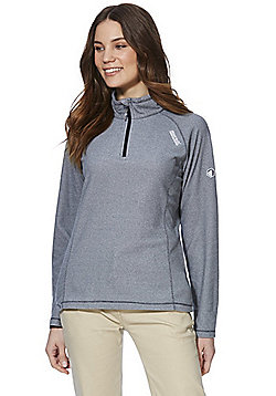 Regatta Montes Half-Zip Fleece - Blue