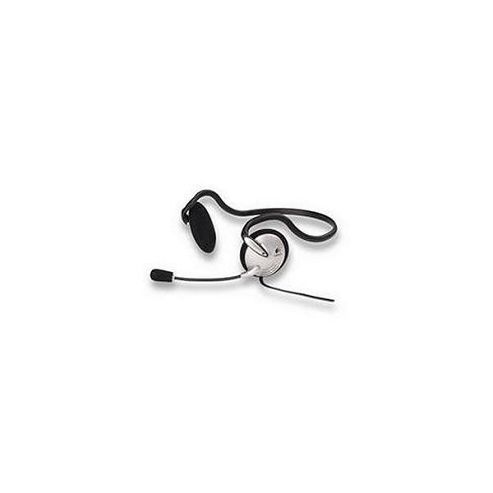 Logitech PC120 Stereo 3.5mm Head Headset and Microphone