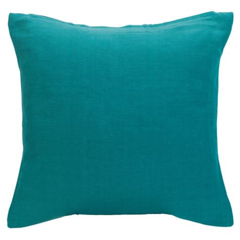Tesco Cushion Cover, Teal