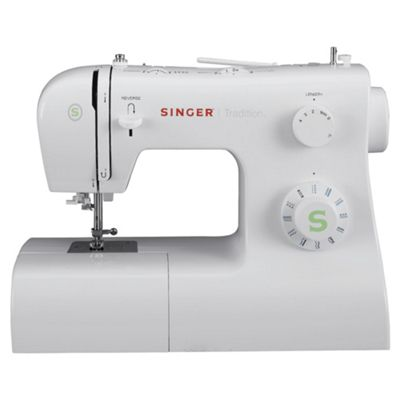 Singer 2273 Electronic Sewing Machine - White