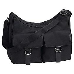 Koo-di Little Lifestyle Hobo Changing Bag, Black