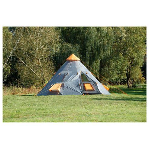 Tesco 12-Man Teepee Tent