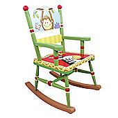 Fantasy Fields Sunny Safari Rocking Chair