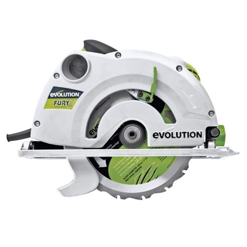 Evolution TCT Fury 1 Multi Purpose Circular Saw