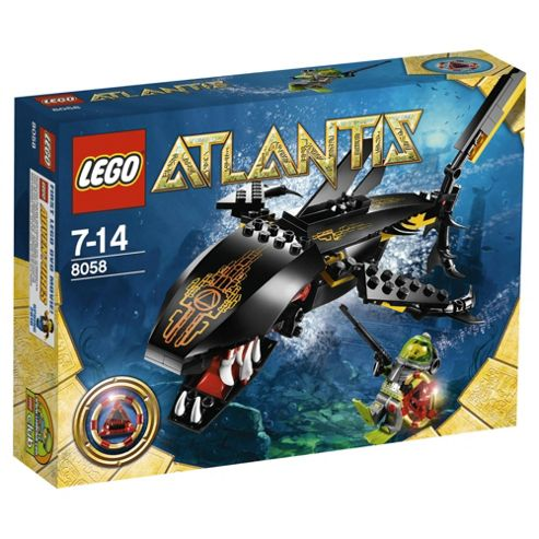 LEGO Atlantis Guardian of the Deep 8058