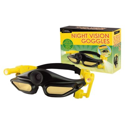 National Geographic Night Vision Goggles Black