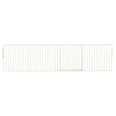 Safetots Room Divider White Up to 288cm