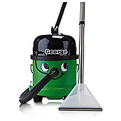 Numatic GVE370-2, George Wet and Dry Extraction Vacuum Cleaner