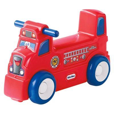 Little Tikes Sit & Roll Fire Truck Ride-On