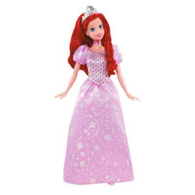 Disney Princess Glitter Ariel Doll