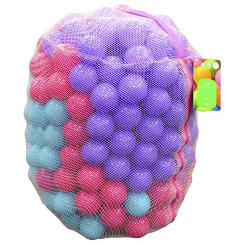 Tesco 300 Playballs, Pink Theme