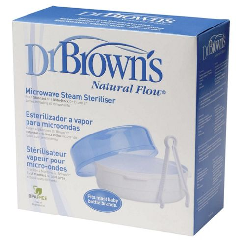 Dr Brown's Microwave Steriliser