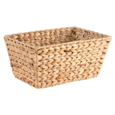 Tesco Water Hyacinth Shelf Basket