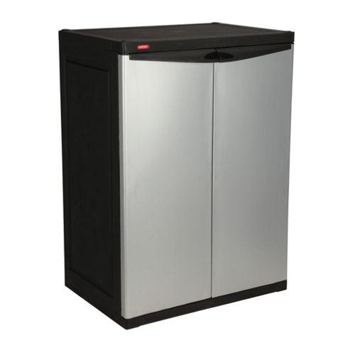 Keter 2 Shelf Cabinet