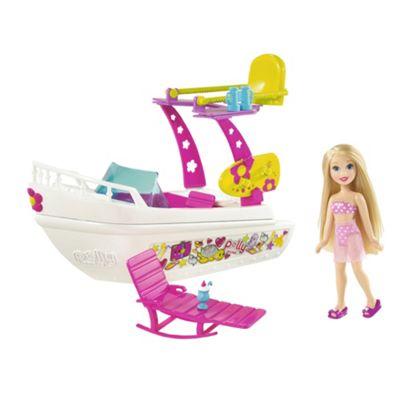 Polly Pocket Island Adventure Cruiser