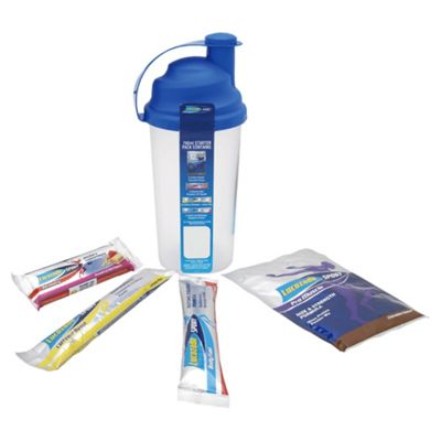 Lucozade Sport Drink Shaker Trial pack 750ml
