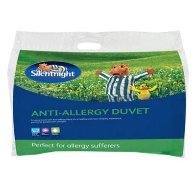Silentnight Anti-Bacterial 10.5 Tog Duvet Single
