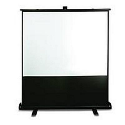 Panoview 80 Inch 16:9 Telescopic Arm Portable Projector Screen.