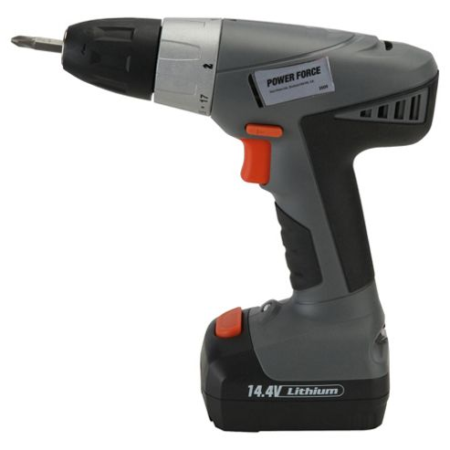 Power Force 14.4v Lithium Ion Drill