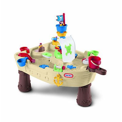 Little Tikes Anchors Away Pirate Ship Water Playset