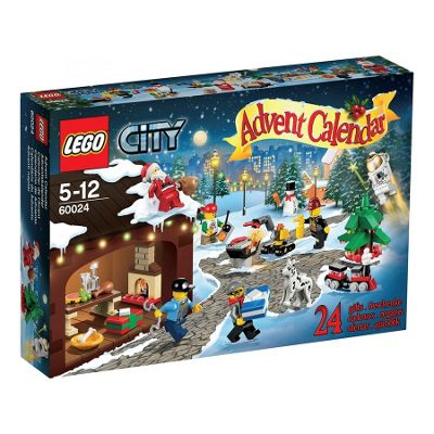 LEGO City Town LEGO City Advent Calendar 60024