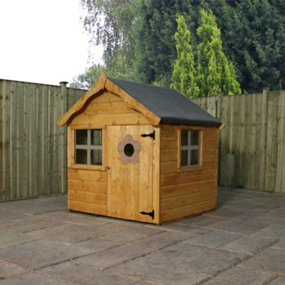 Mercia 4x4 Playhouse