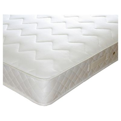 Airsprung Portland Single Mattress, Trizone Memory